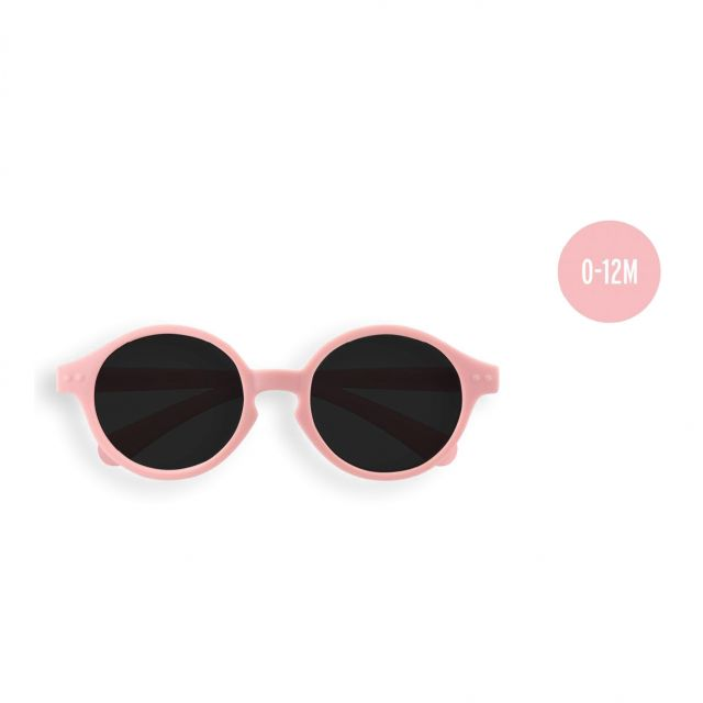 Izipizi OCCHIALI DA SOLE BABY 0-12 Pastel Pink