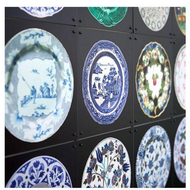 IXXI QUADRO A PANNELLI PIATTI Vittoria & Albert Museum Small