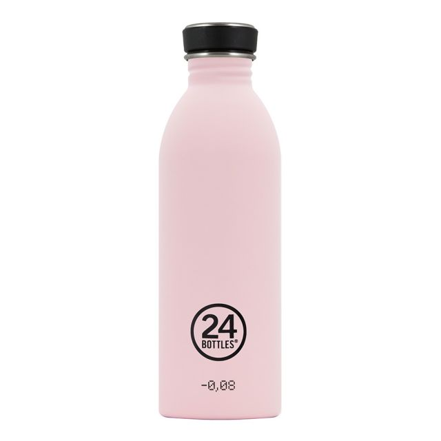24 Bottles URBAN BOTTLE CANDY PINK 500 ml
