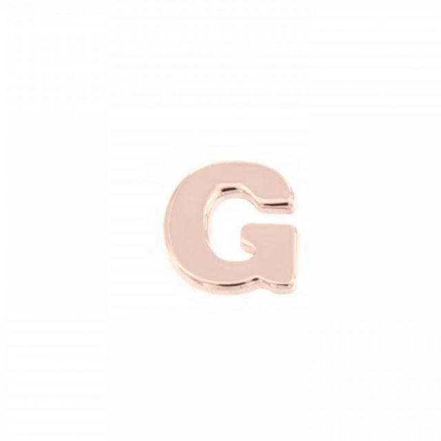 ORECCHINO A LOBO lettera G