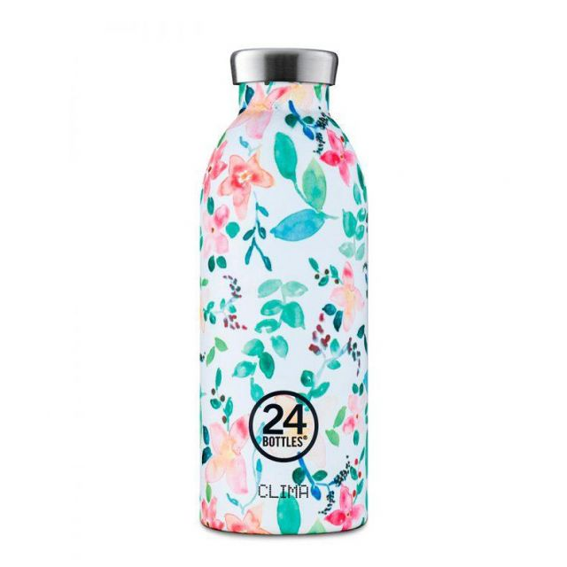 24 Bottles CLIMA BOTTLE LITTLE BUDS 0.5 L