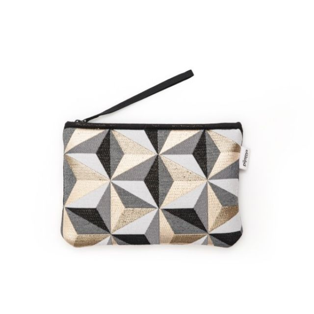 POCHETTE POCKET S Lurex Prisma