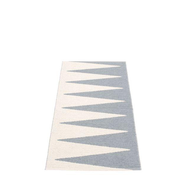 Pappelina TAPPETO VIVI GRIGIO e VANIGLIA 70 x 150 cm