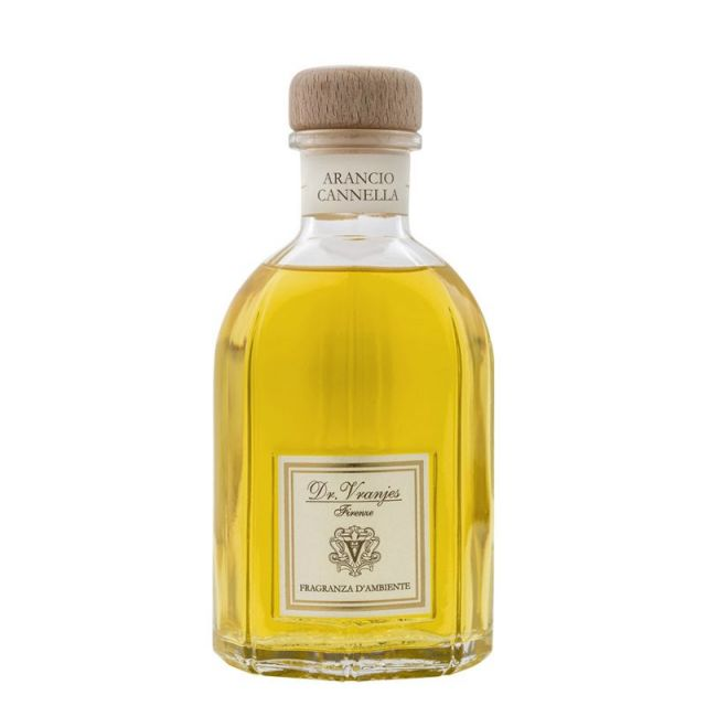 FRAGRANZA D'AMBIENTE ARANCIO CANNELLA 100 ml - DR. VRANJIES