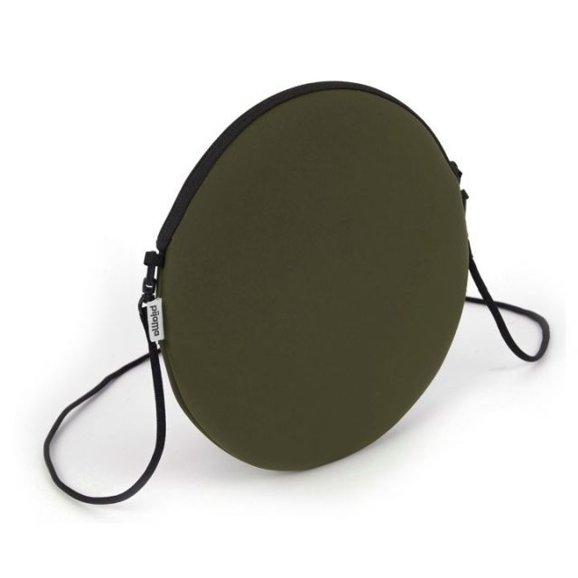 CIRCLE BAG RUBBER ARMY PIJAMA