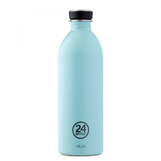 24 Bottles URBAN BOTTLE CLOUD BLUE 1000 ml