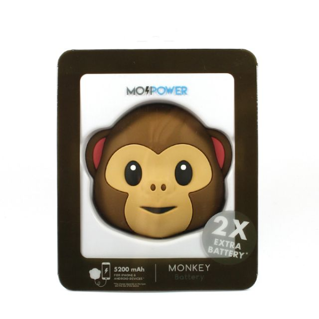 Mojipower POWER BANK MONKEY