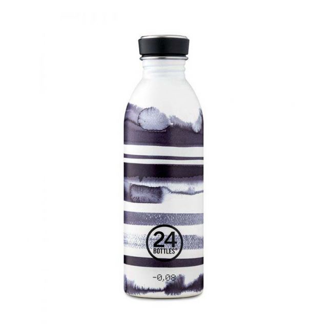 24 Bottles URBAN BOTTLE STRIPES 500 ml