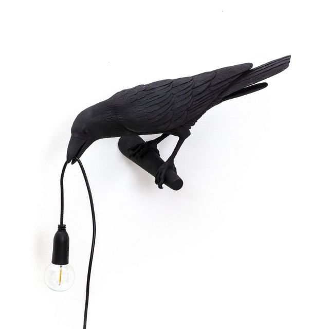 Seletti LAMPADA DA PARETE BIRD LOOKING