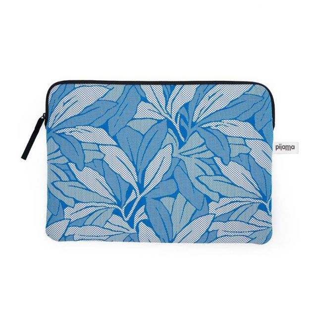 Pijama CUSTODIA CON ZIP PER iPad 11'' 10.5'' 9.7'' flower pop
