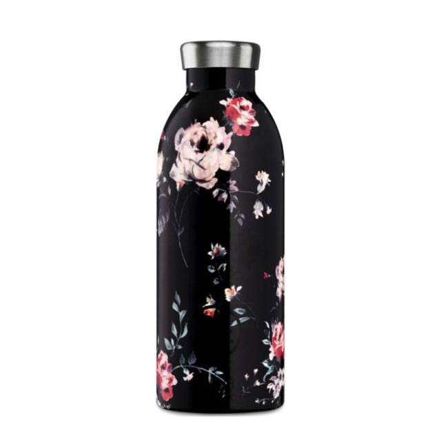 24 Bottles CLIMA BOTTLE EBONY ROSE 500 ml