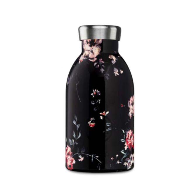 24 Bottles CLIMA BOTTLE EBONY ROSE 330 ml