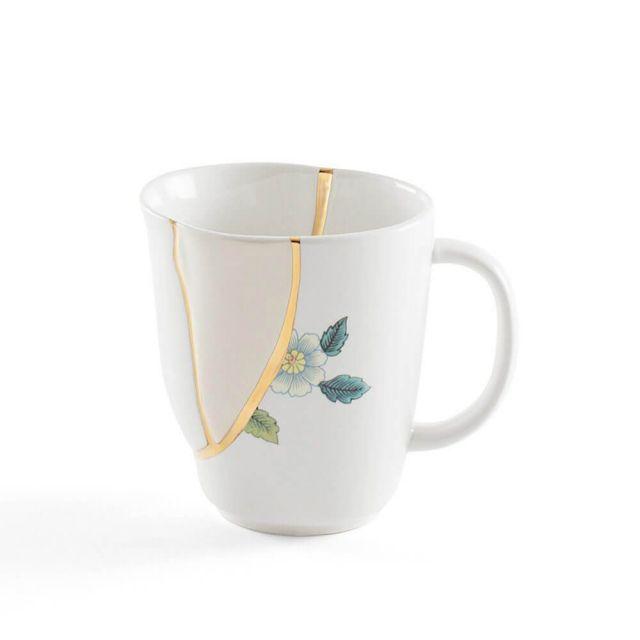 Seletti KINTSUGI-1 MUG in porcellana