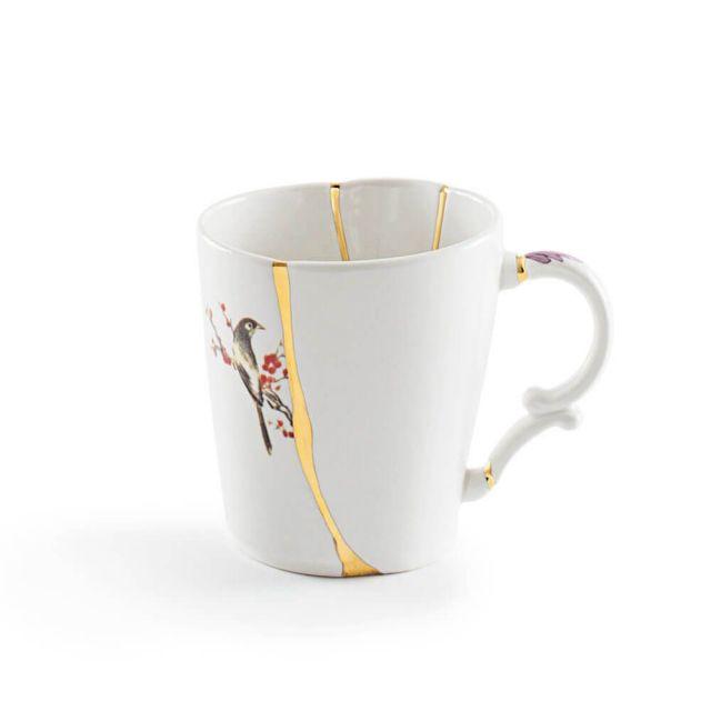 Seletti KINTSUGI-3 MUG in porcellana