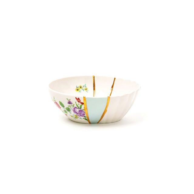 Seletti KINTSUGI-3 Ciotola in porcellana
