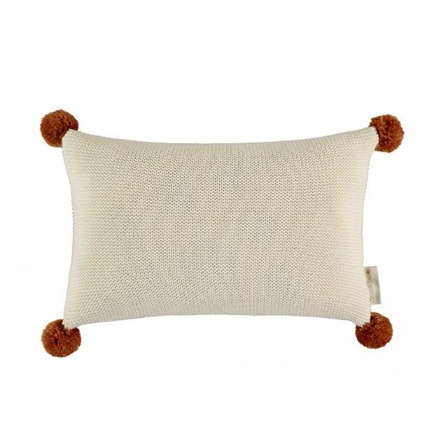 CUSCINO IN MAGLIA SO NATURAL 22  x 35 cm