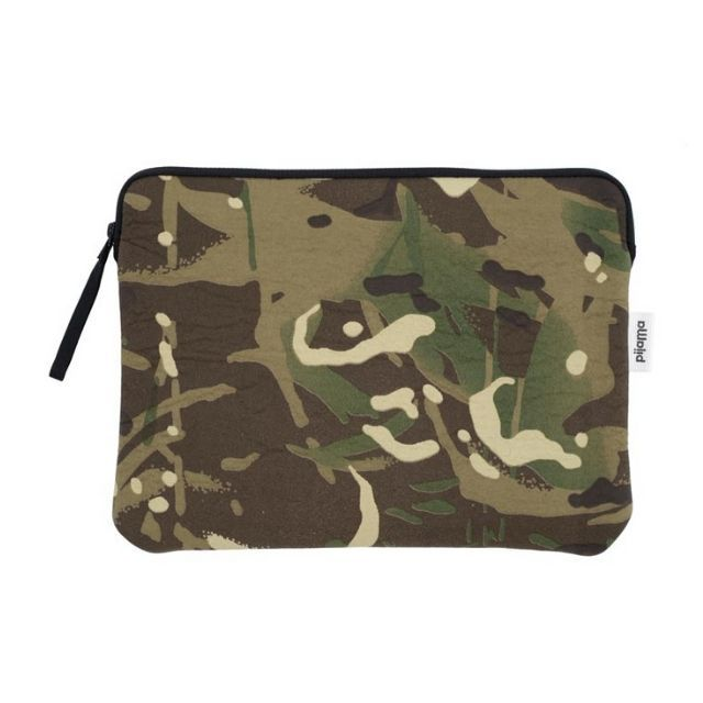 CUSTODIA CON ZIP iPAD 11 Camouflage