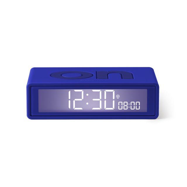 RADIO SVEGLIA LCD BLUE