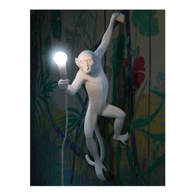 Seletti lampada monkey modello appesa ebay for Lampada scimmia seletti