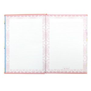 Rice NOTEBOOK A4 fantasia floreale