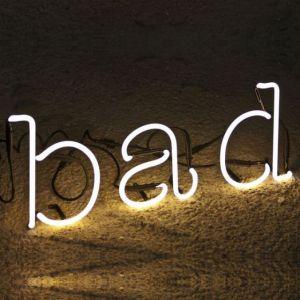 Seletti LETTERA LUMINOSA DA PARETE Neon Art lettera b