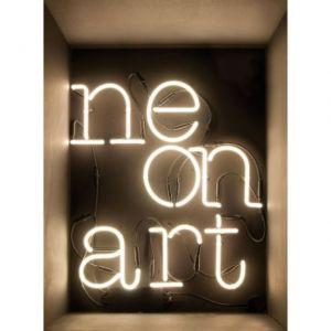 Seletti LETTERA LUMINOSA DA PARETE Neon Art lettera e