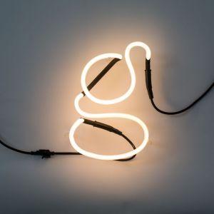 Seletti LETTERA LUMINOSA DA PARETE Neon Art lettera g
