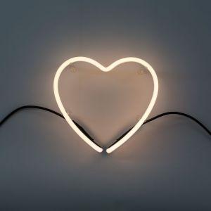 Seletti SIMBOLO LUMINOSO DA PARETE Neon Art cuore