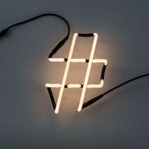 Seletti SIMBOLO LUMINOSO DA PARETE Neon Art - #