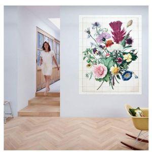 IXXI QUADRO A PANNELLI BOUQUET di FIORI Large 120 x 160 cm