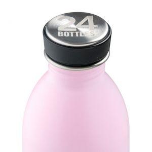 24 Bottles URBAN BOTTLE CANDY PINK 0.5 L