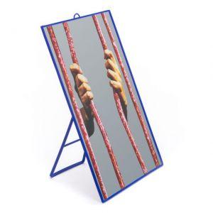 Seletti SPECCHIO con SALSICCE 30 x 40 cm