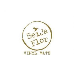Beija Flor TAPPETTO IN VINILE ECLECTIC 70 x 120 cm