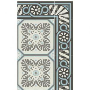 Beija Flor TAPPETO IN VINILE RETRO CHIC 70 x 120 cm
