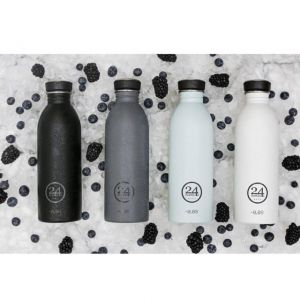 24 Bottles URBAN BOTTLE FORMAL GREY 0.5 L