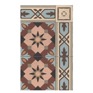 Beija Flor TAPPETTO IN VINILE AMSTERDAM AMS1-C 50 x 120 cm