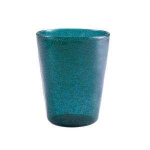Memento BICCHIERE IN VETRO SOFFIATO DEEP BLUE