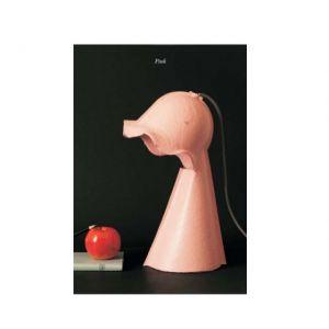 Seletti  EGG OF COLUMBUS Lampada da tavolo rosa