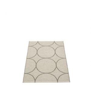 Pappelina TAPPETO REVERSIBILE BOO CARBONE LINO 70 x 100 cm
