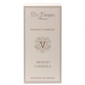 FRAGRANZA D'AMBIENTE ARANCIO CANNELLA 250 ml - DR. VRANJIES