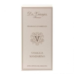 FRAGRANZA D'AMBIENTE VANIGLIA MANDARINO 250 ml - DR. VRANJIES