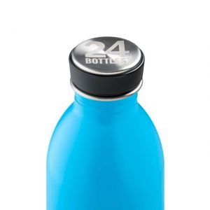 24 Bottles URBAN BOTTLE LAGOON BLUE 500 ml