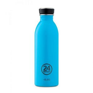 24 Bottles URBAN BOTTLE LAGOON BLUE 500 ml