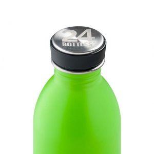 24 Bottles URBAN BOTTLE LIME GREEN 1000 ml