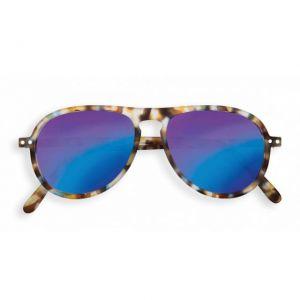 Izipizi OCCHIALI DA SOLE I Blue tortoise mirror