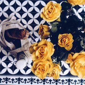Beija Flor TAPPETTO IN VINILE SOFI SO4 80 x 200 cm