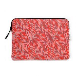 CUSTODIA CON ZIP PER iPad 11 Fern Fluo