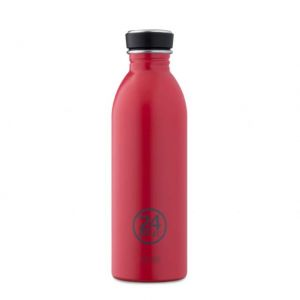 24 Bottles URBAN BOTTLE HOT RED 500 ml