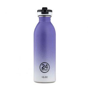 24 Bottles URBAN BOTTLE PURPLE RHYTHM 500 ml