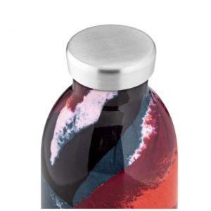 24 Bottles CLIMA BOTTLE FLOWER FLAME 500 ml